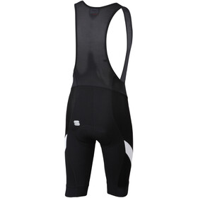 Sportful Neo Bib Shorts Heren, black/white